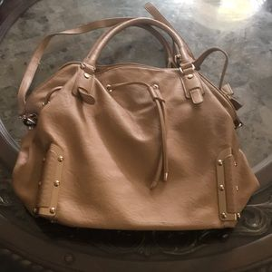 Hand bag shoulder bag mock luxe